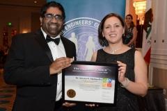 2017 Outstanding Engineering Achievement Merit Award Winner- Dr. Suveen N. Mathaudhu