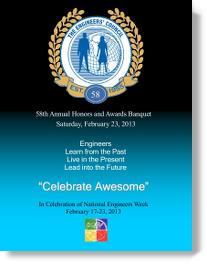 2013 Banquet Program