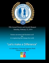 2014 Banquet Program