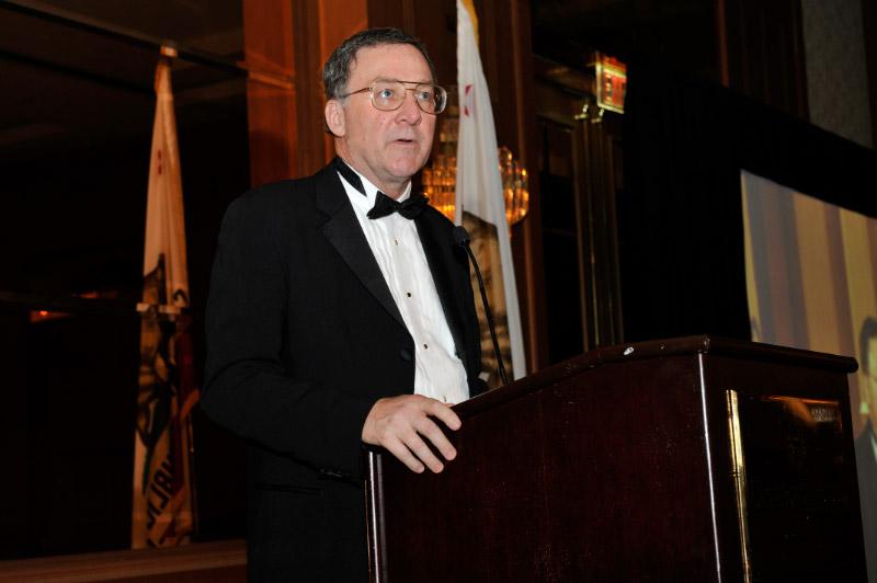 Bob Tarn, 2010 Charitable Giving Chair