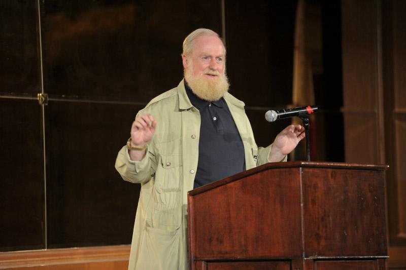2012 Keynote Speaker Bran Ferren of Applied Minds